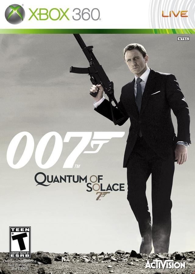 007 Quantum of Solace/Xbox 360