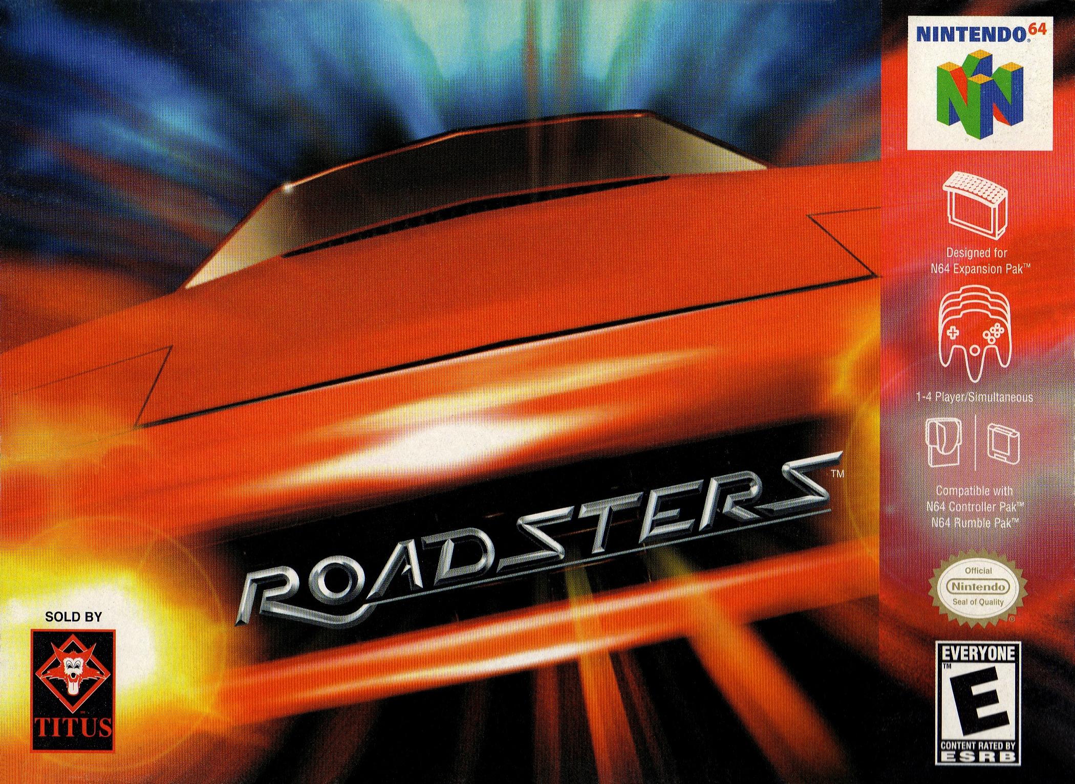 Roadsters/N64