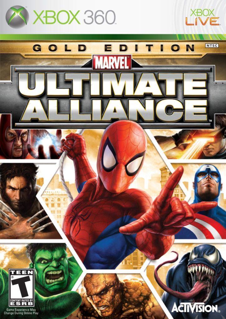 Marvel Ultimate Alliance/Xbox 360