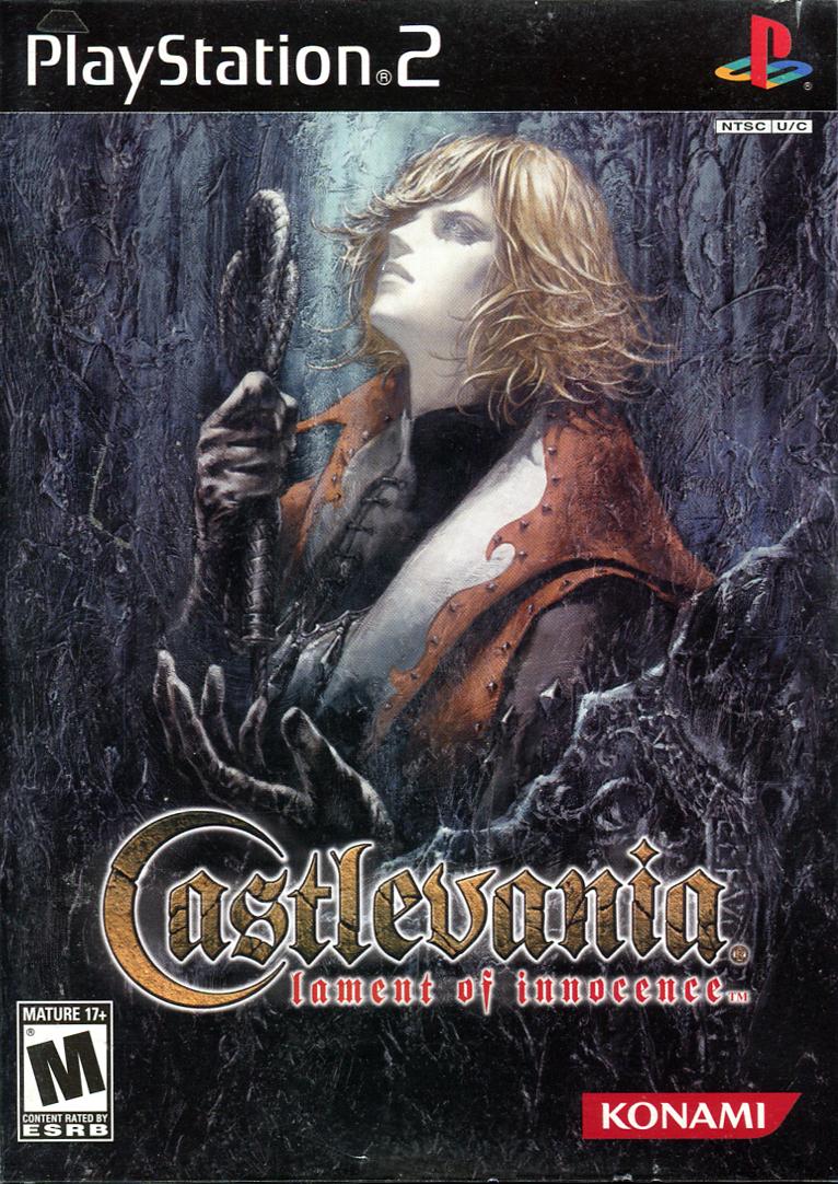 Castlevania Lament Of Innocence/PS2