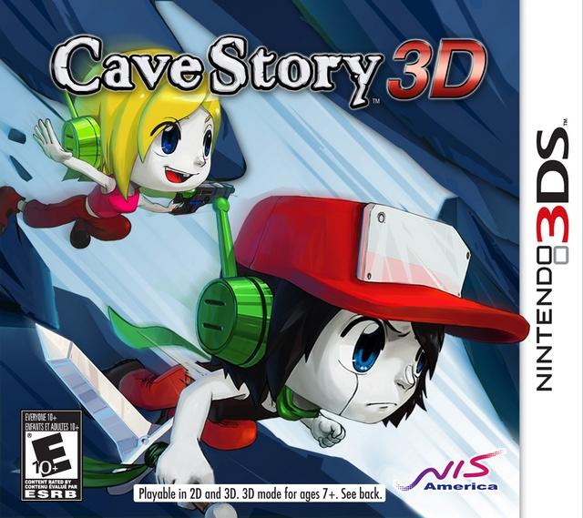 Cave Story 3D/3DS