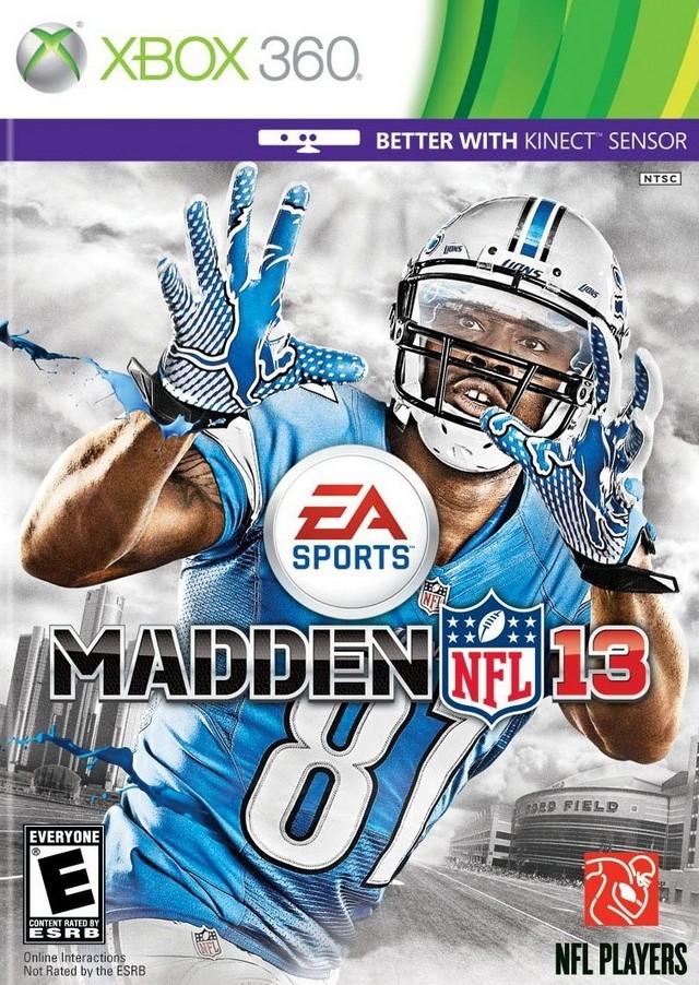 Madden NFL 13/Xbox 360