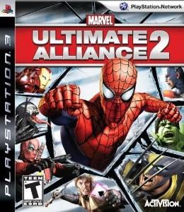 Marvel Ultimate Alliance 2/Ps3