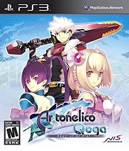 Ar tonelico Qoga Knell Of Ar Ciel/PS3