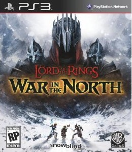 The Lord Of The Rings War In The North/PS3
