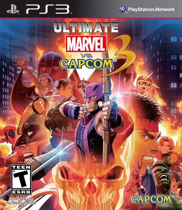 Ultimate Marvel vs. Capcom 3/PS3