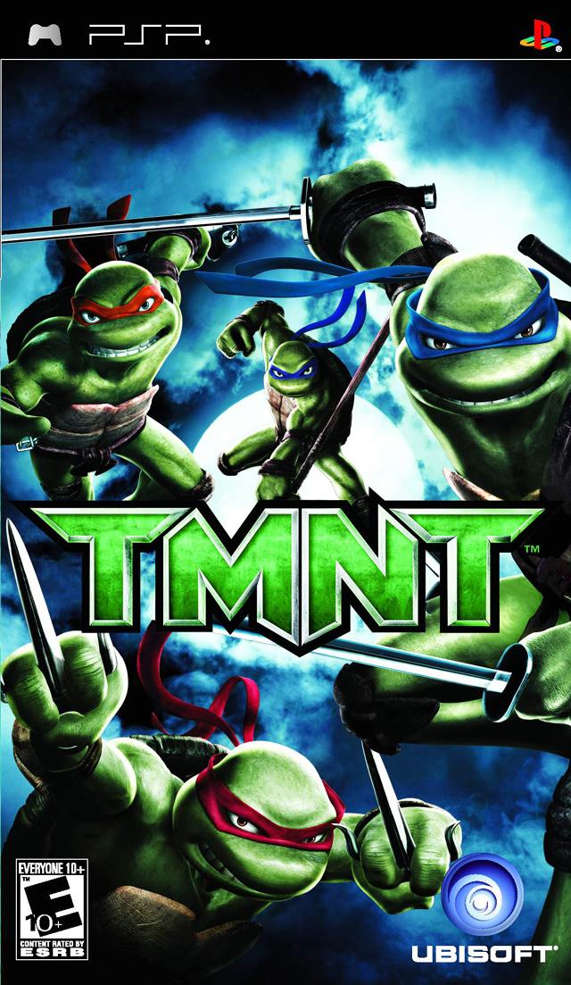 TMNT/PSP