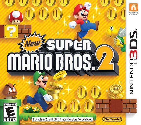 New Super Mario Bros. 2/3DS