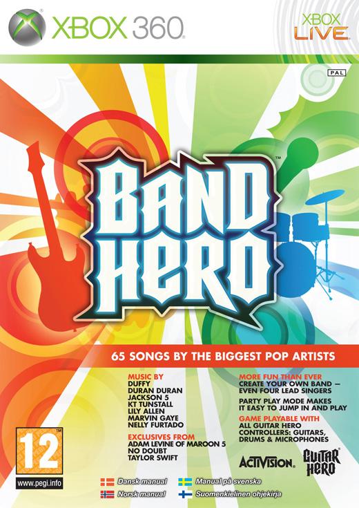 Band Hero (Jeu Seulement) / Xbox 360