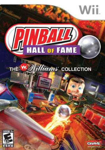 Pinball Hall of Fame The Williams Collection/Wii