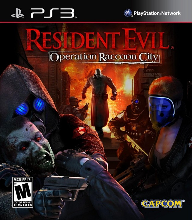 Resident Evil Operation Raccoon City/PS3