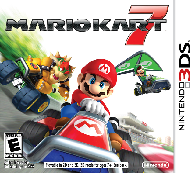 Mario Kart 7/3DS