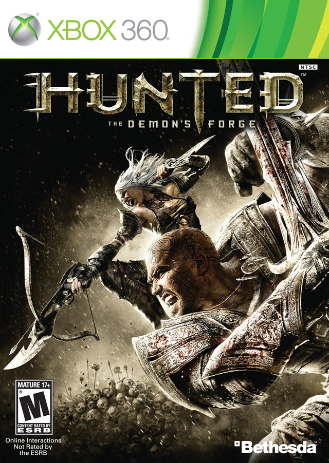 Hunted The Demon's Forge/XBox 360
