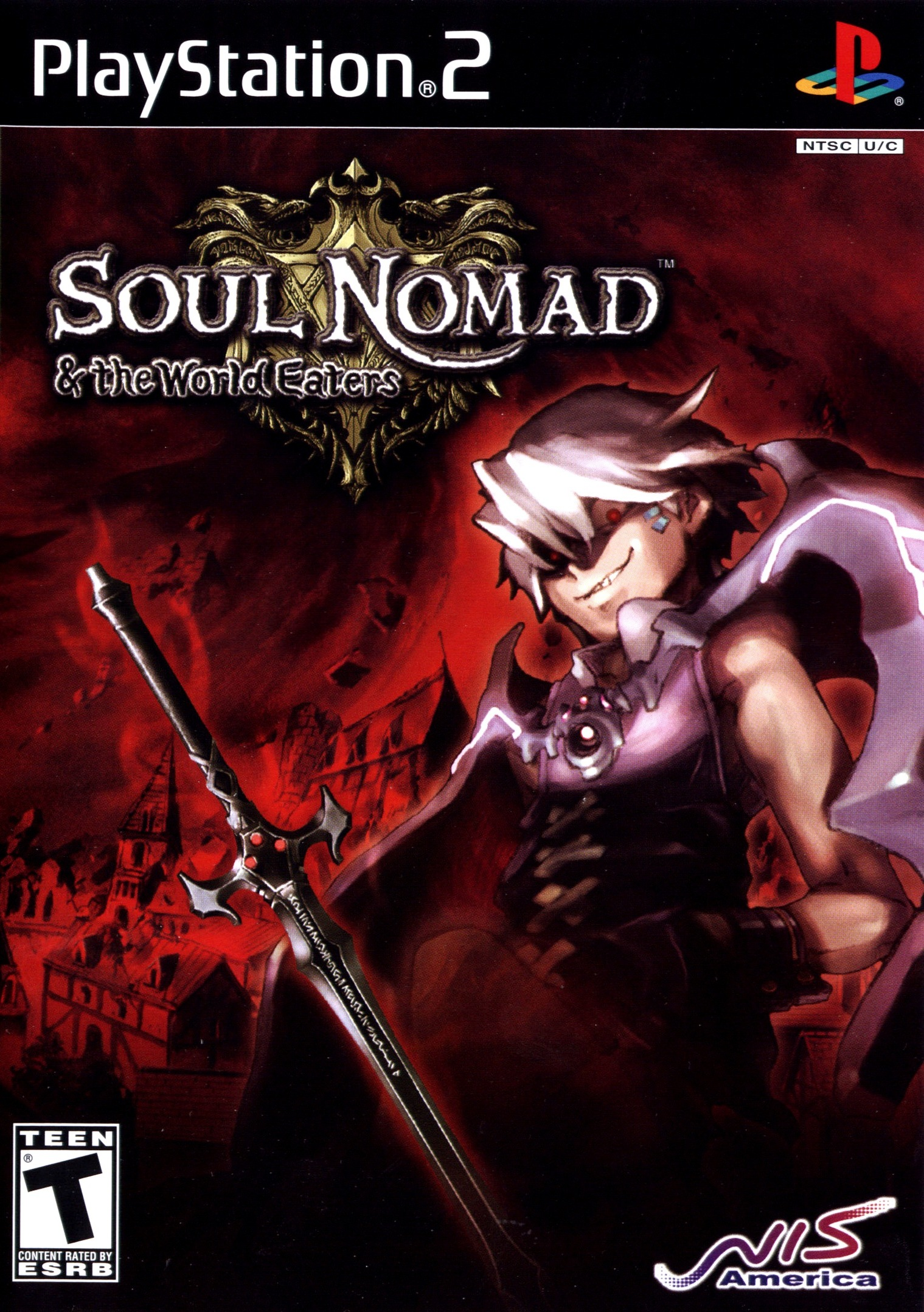 Soul Nomad And The World Eaters/PS2
