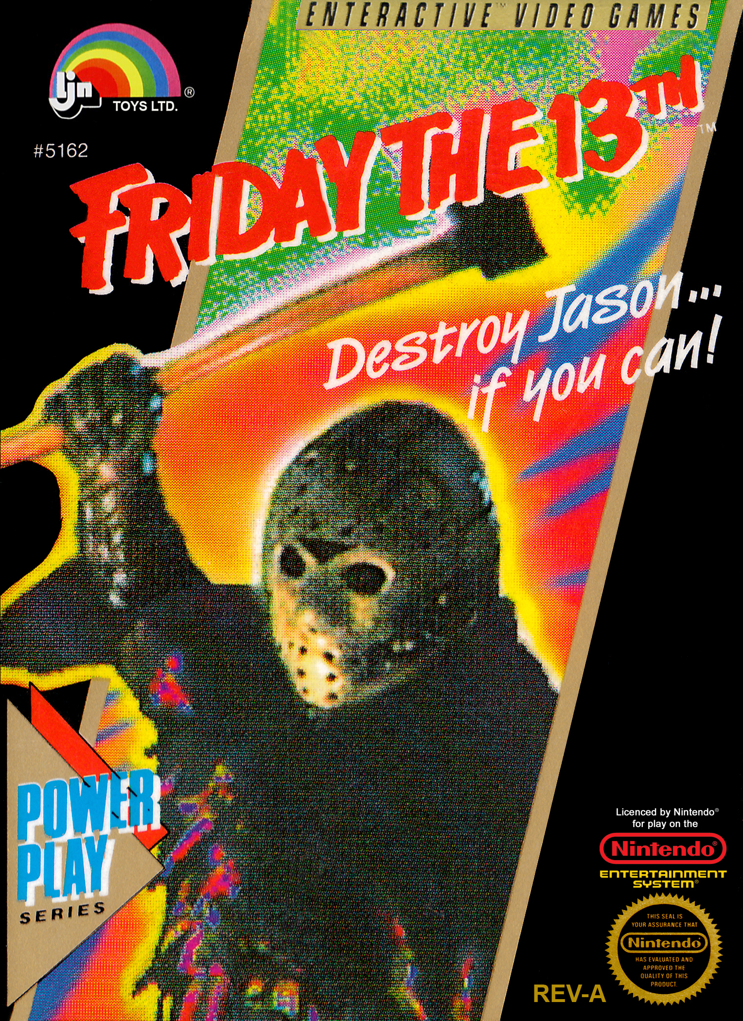 Friday The 13th/NES