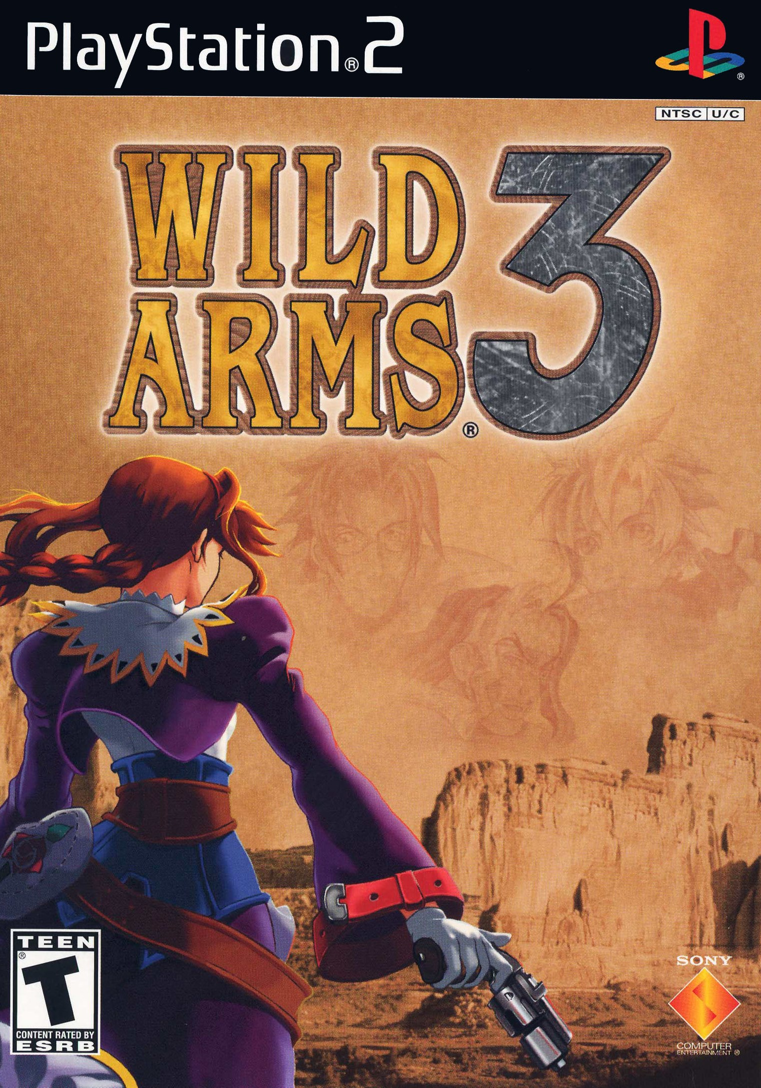 Wild Arms 3/PS2