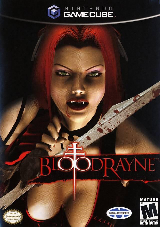 Bloodrayne/GameCube