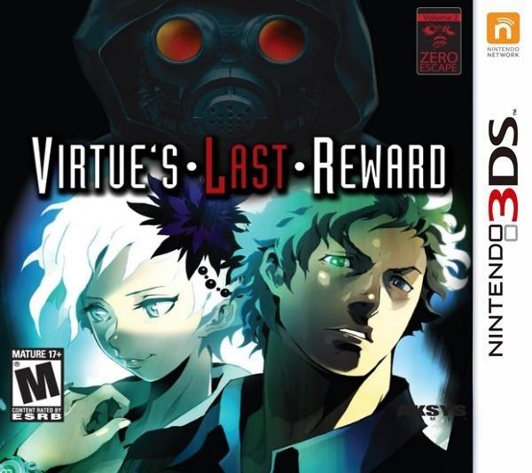Zero Escape: Virtue's last Reward/3DS