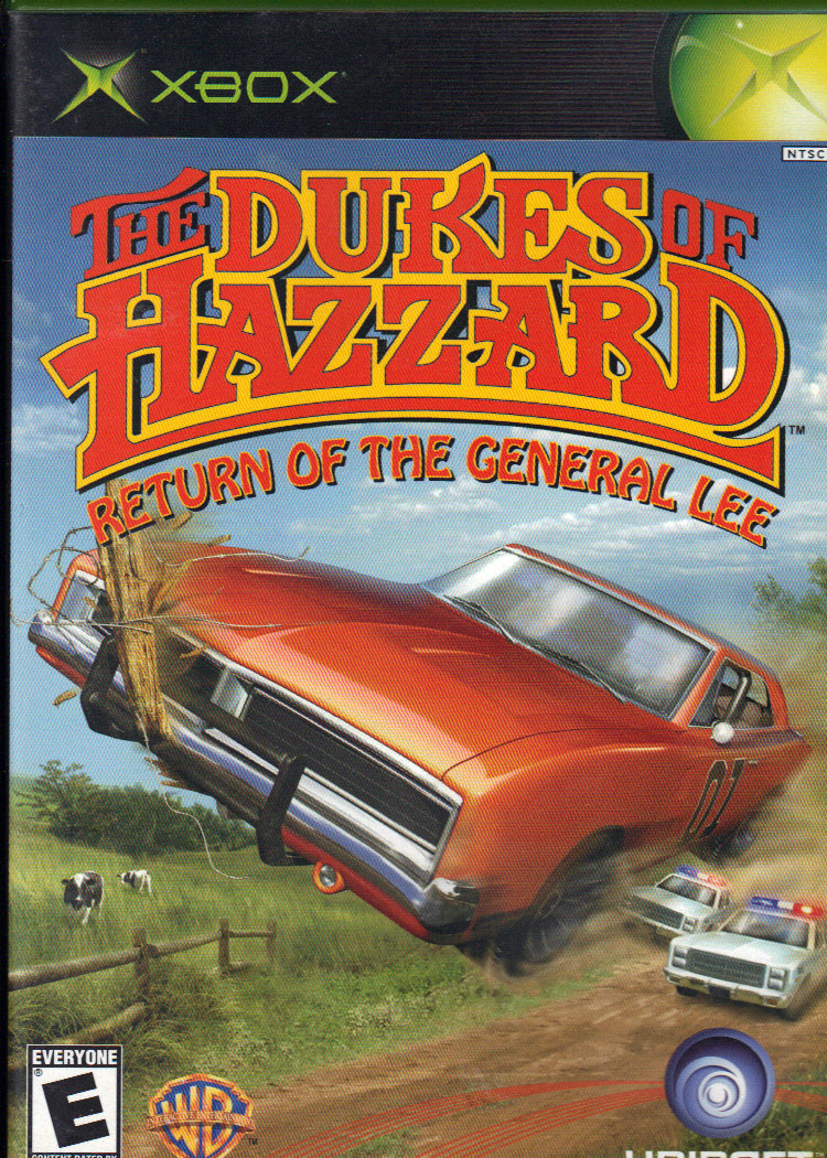 The Dukes Of Hazzard Return Of The General Lee/Xbox