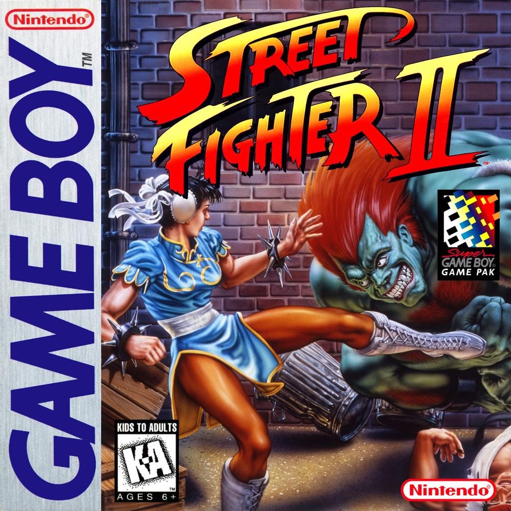 Street Fighter II/Game Boy