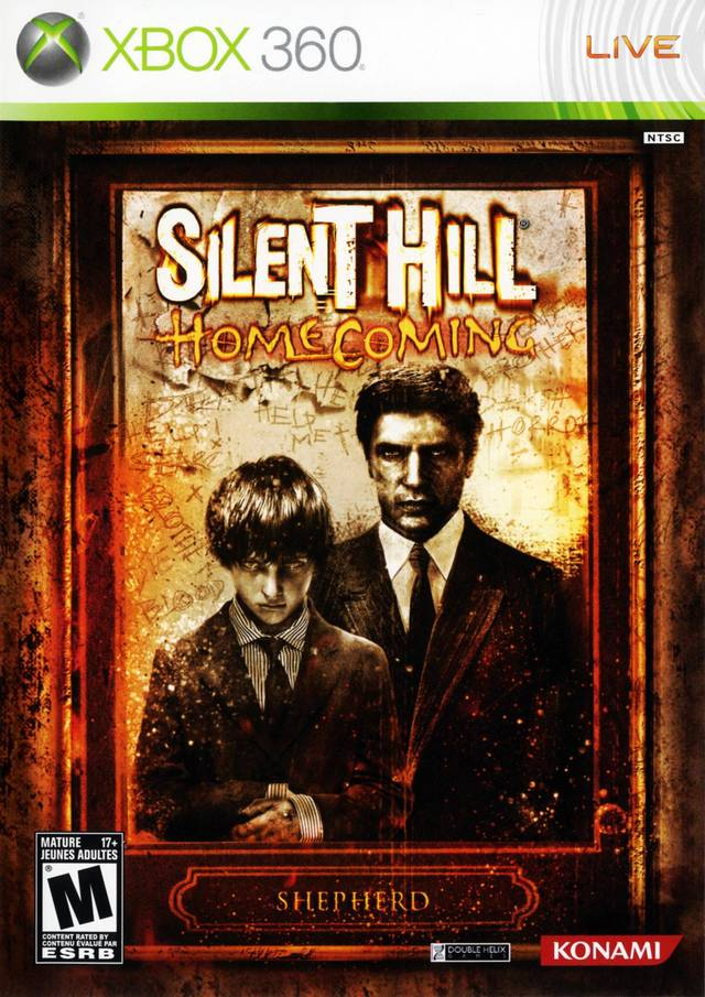 Silent Hill Homecoming/Xbox 360