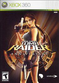 Tomb Raider Anniversary/Xbox 360