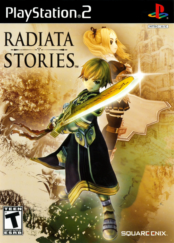 Radiata Stories/PS2