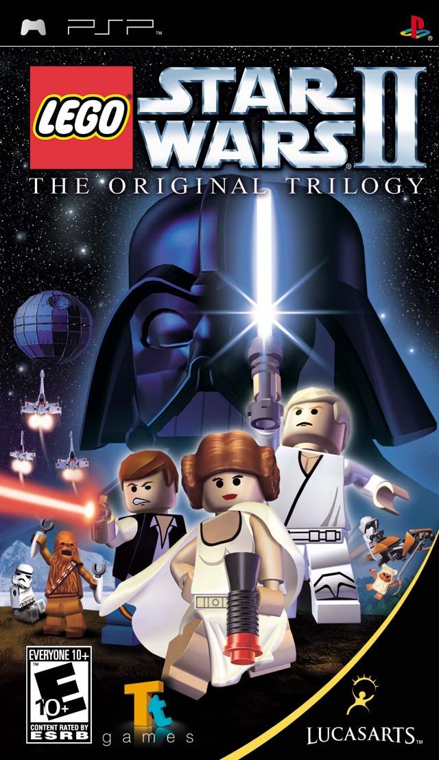 Lego Star Wars II: The Original Trilogy/PSP