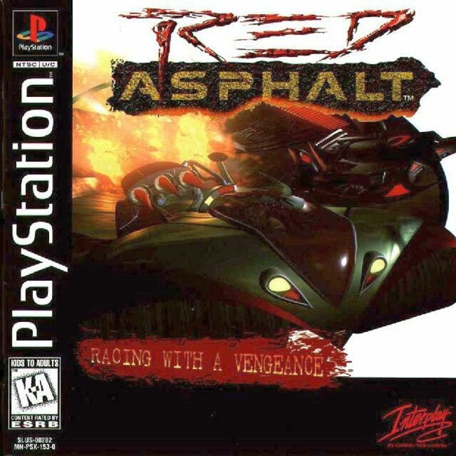 Red Asphalt/PS1
