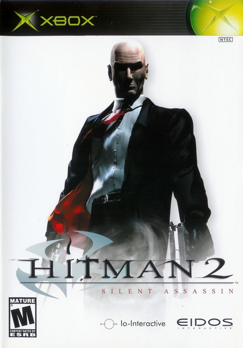 Hitman 2 Silent Assassins/Xbox