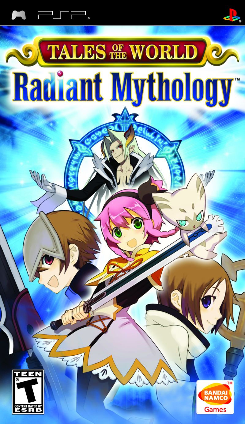 Tales Of The World Radiant Mythology/PSP