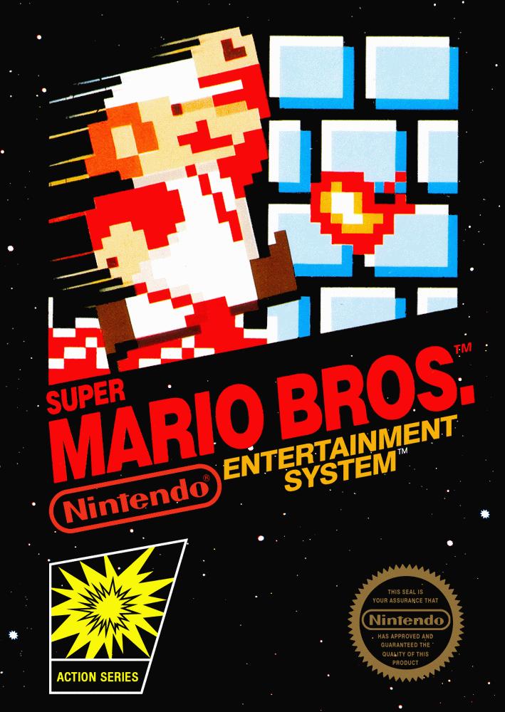 Super Mario Bros./NES