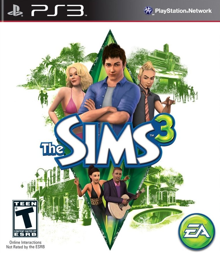 The Sims 3/PS3
