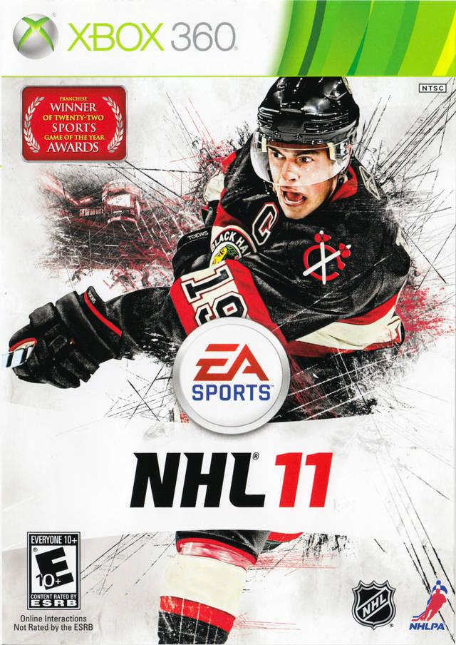 NHL 11/Xbox360
