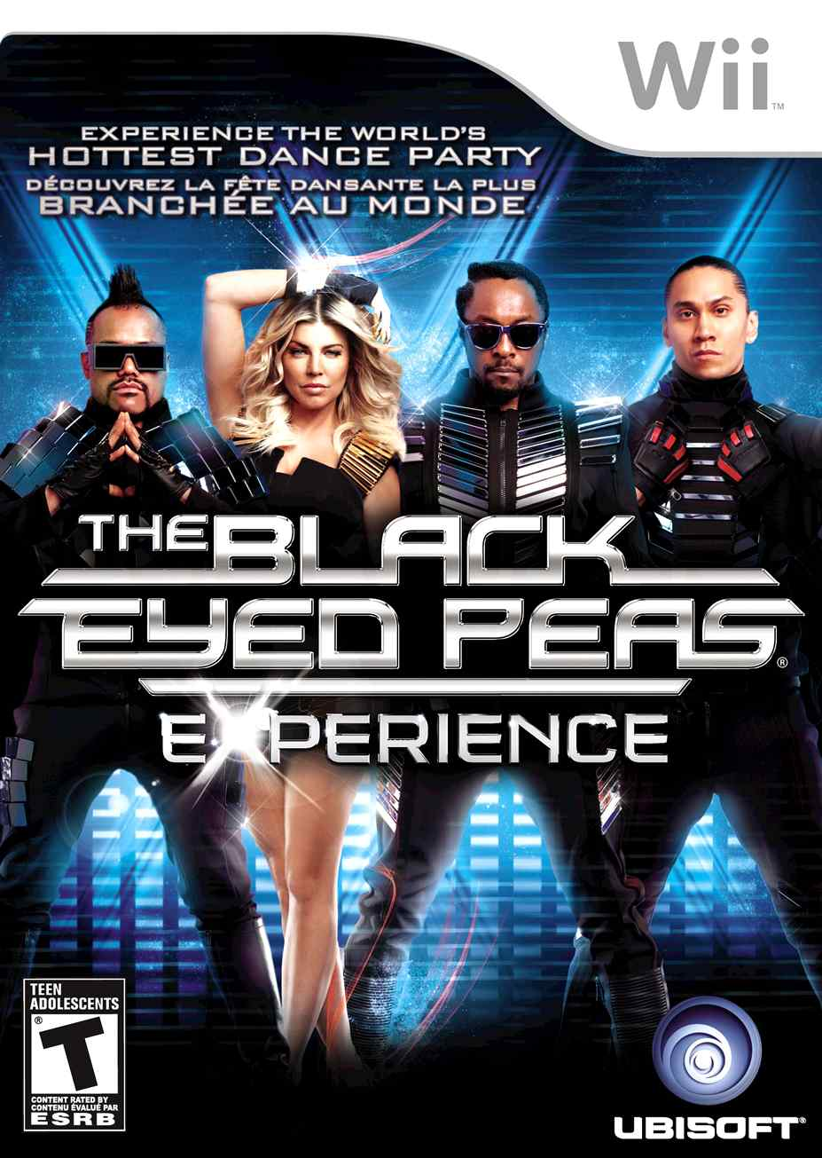 The Black Eyed Peas Experience/Wii