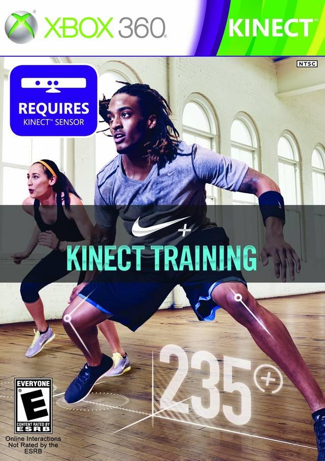 Kinect Training (Nike) /Xbox 360