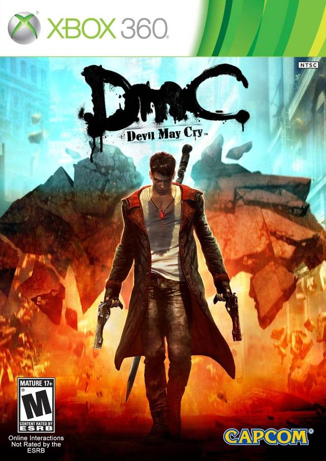 DMC Devil May Cry/360
