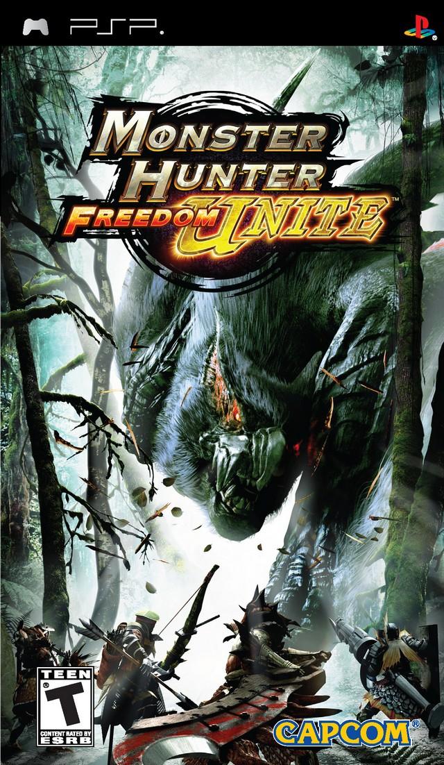 Monster Hunter Freedom Unite/PSP