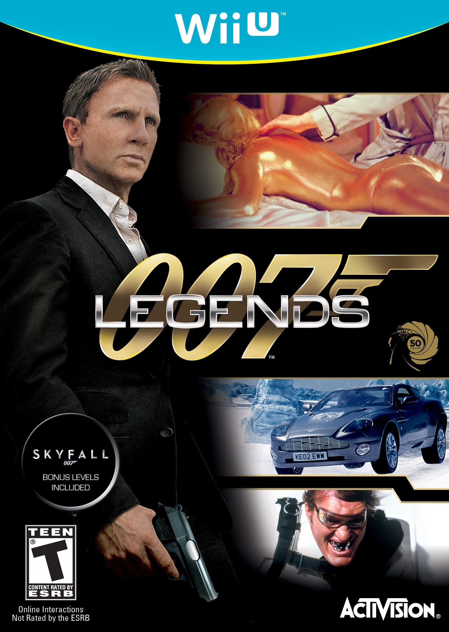 007 Legends/Wii U