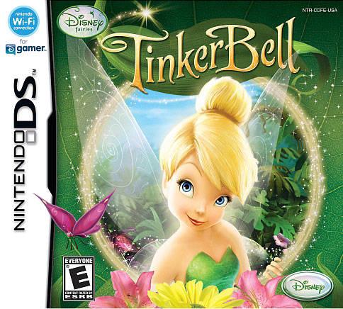 Disney Fairies TinkerBell/DS