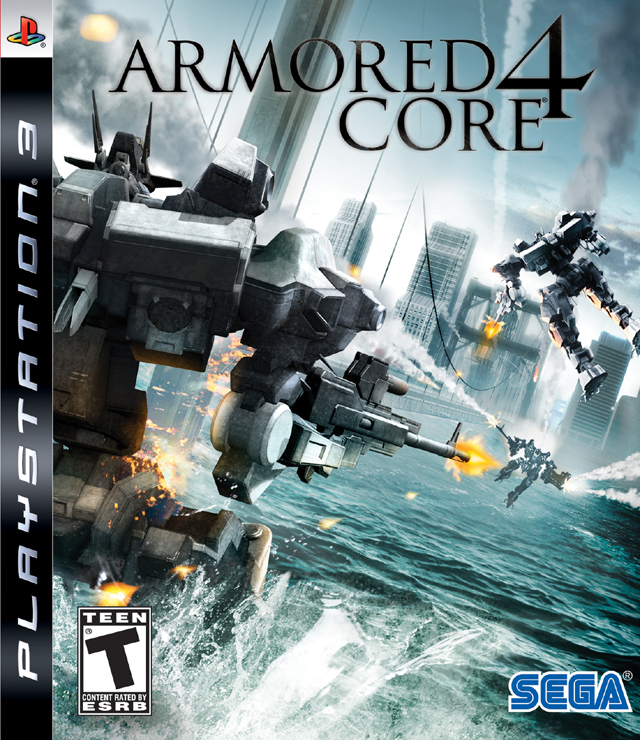 Armored Core V/PS3