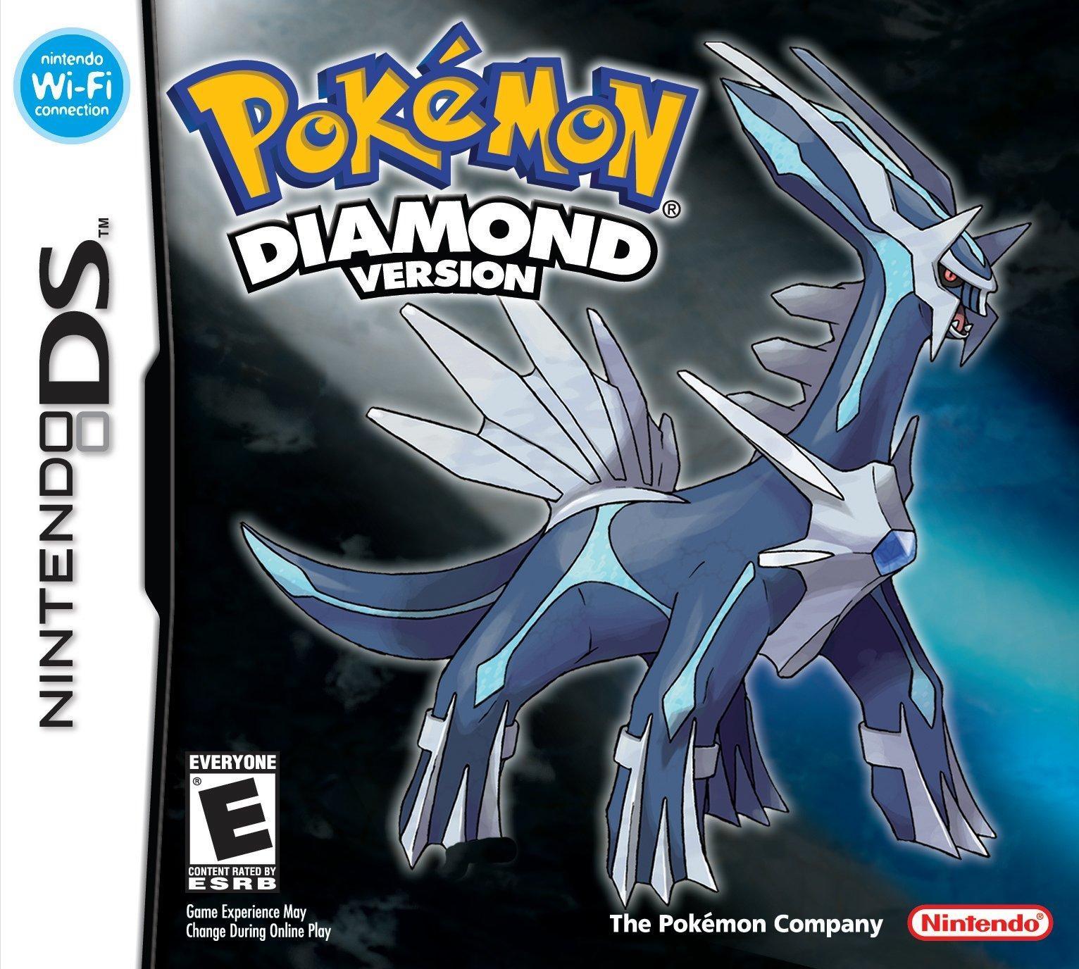 Pokemon Diamond Version/DS