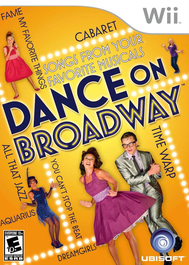 Dance On Broadway/Wii