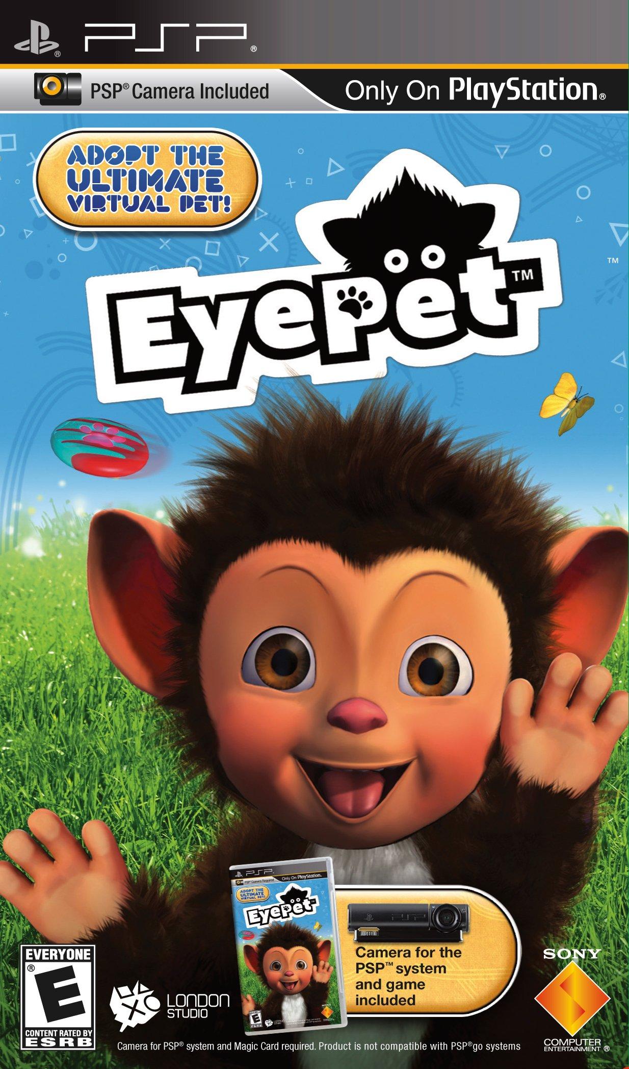 Eyepet/PSP