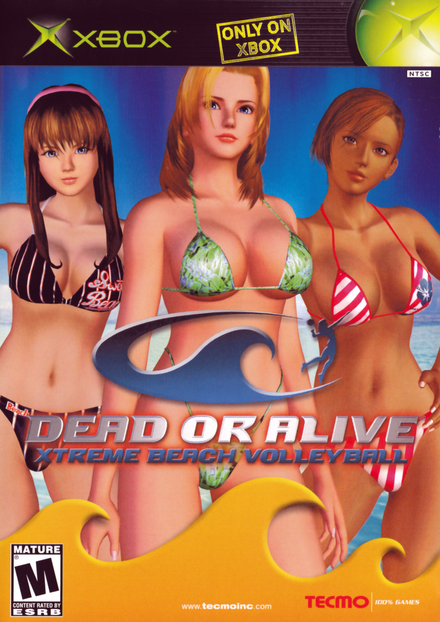 Dead or Alive Xtreme Beach Volleyball/Xbox