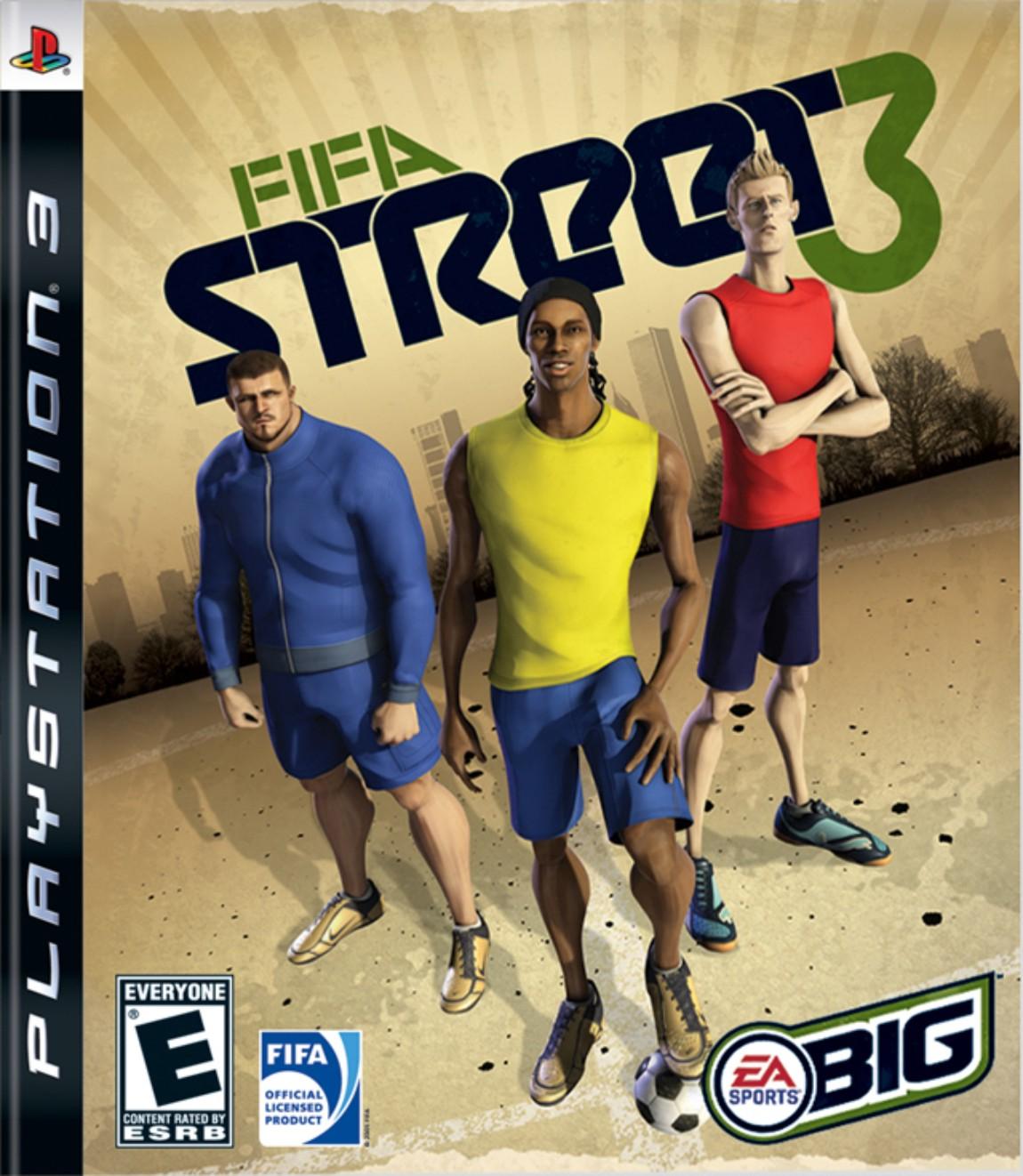 FIFA Street 3/PS3