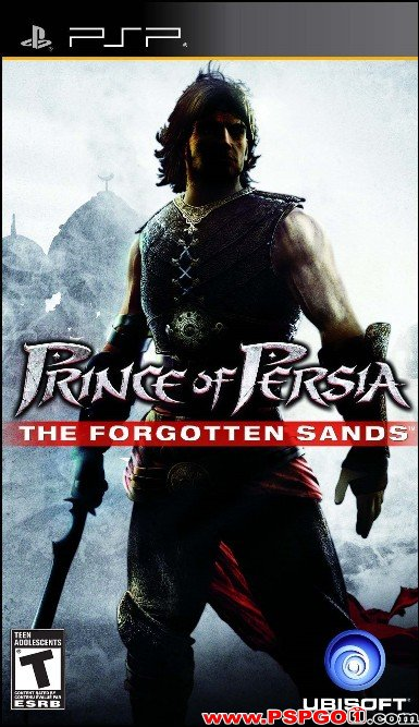 Prince Of Persia The Forgotten Sands/PSP