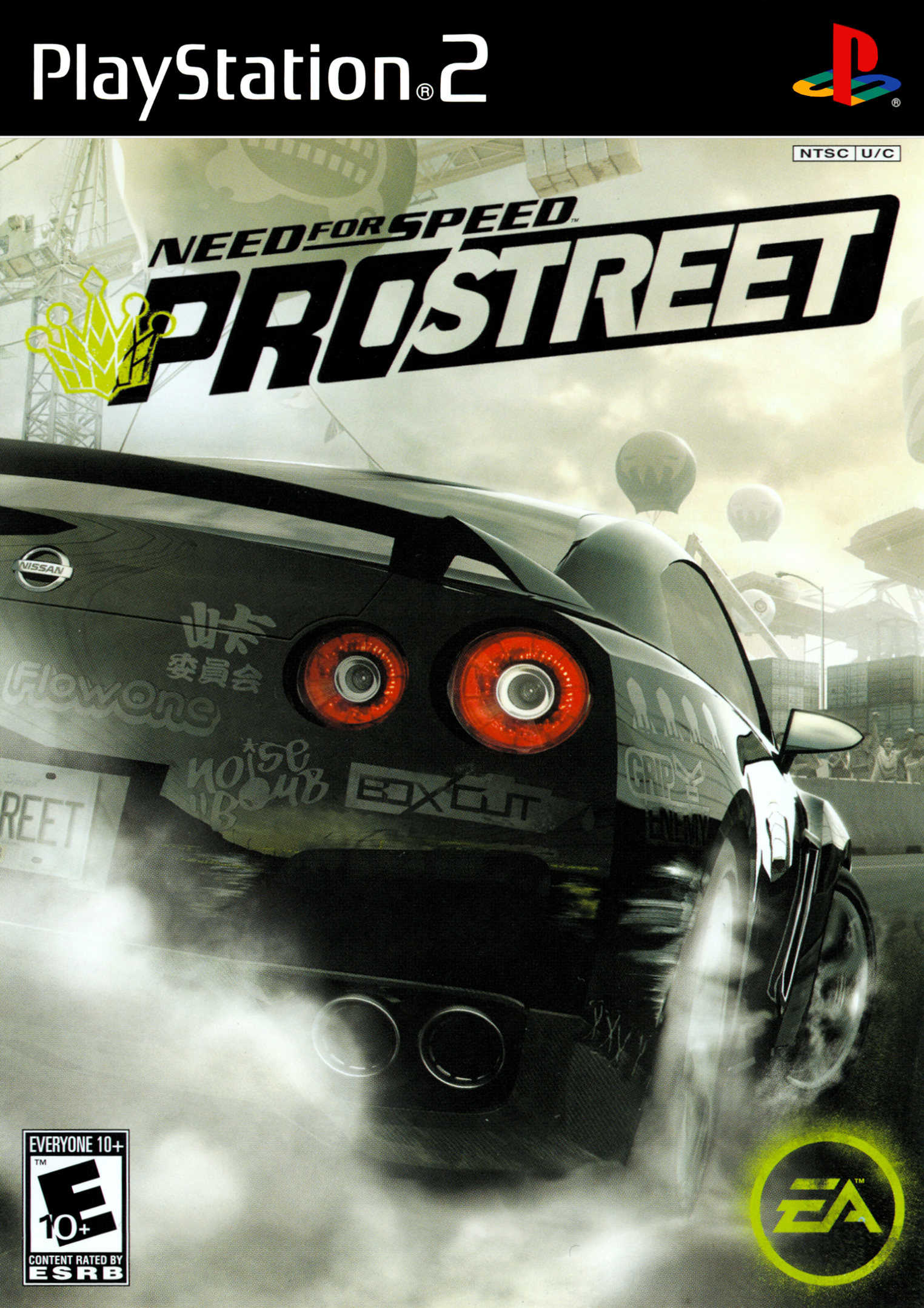 Need For Speed Prostreet/PS2