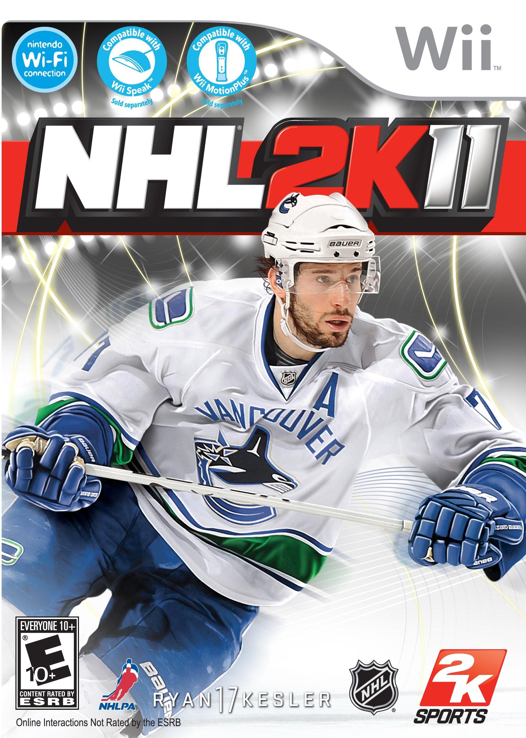 NHL 2K11/Wii