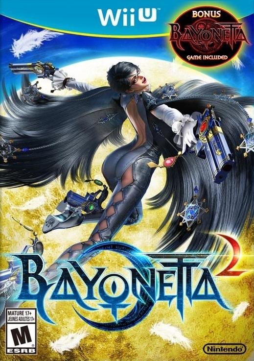 Bayonetta 2/Wii U
